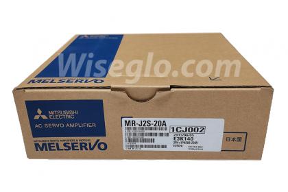 [Wiseglo.com] MITSUBISHI SERVO AMPLIFIER MR-J2S-20A